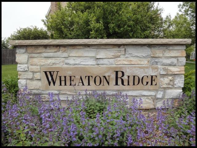 Wheaton Ridge Subdivision