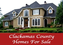 Search Clackamas County OR homes for sale