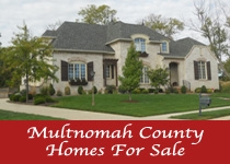Multnomah County OR homes for sale
