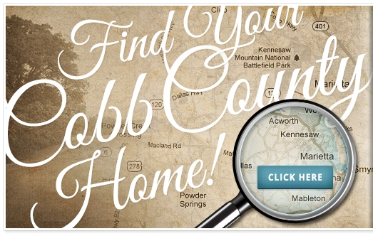 Find Your Cobb County Home