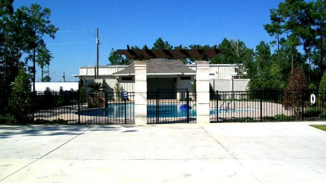 Riverwood Estates Theodore AL  Community Swimming Pool