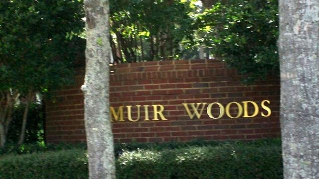 Subdivision Entrance Signs Wood