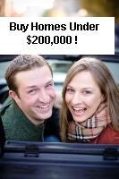 Buy Homes Under $200,000