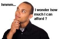 Find Out What Can I Afford...