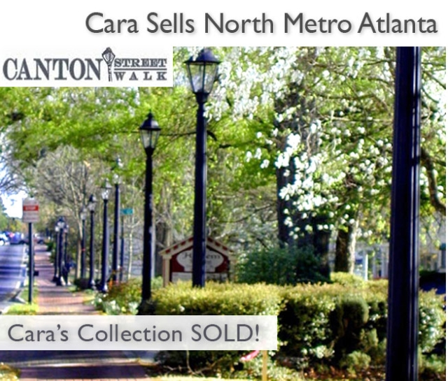 Cara Inman Sells North Metro Atlanta