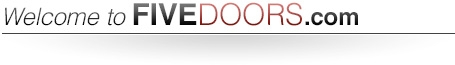Welcome to FiveDoors.com