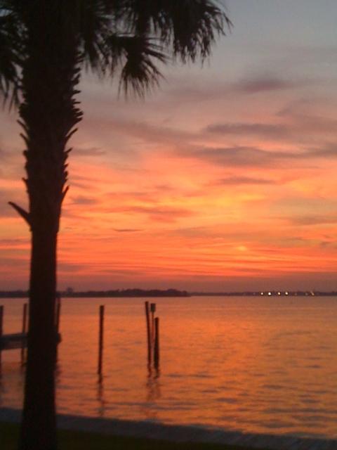 Kemah Sunset