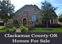 Clackamas County homes for sale