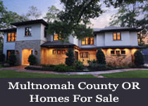 Multnomah County homes for sale