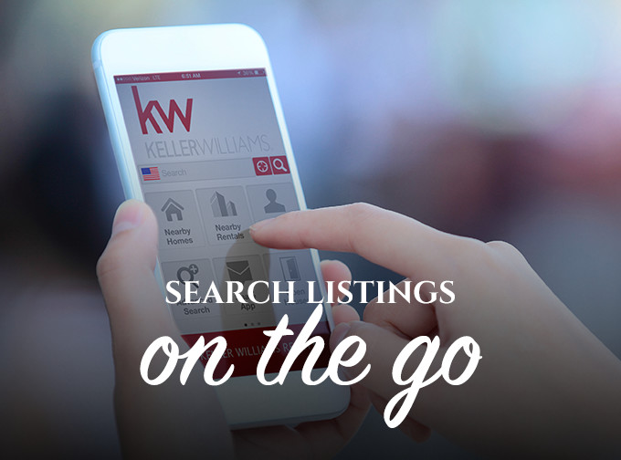 Search Listings On The Go