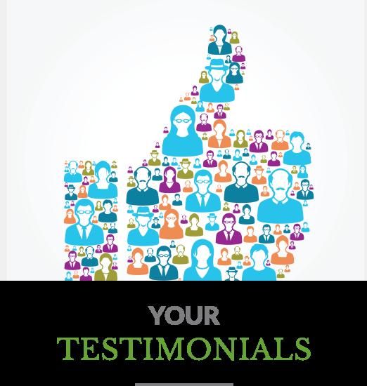 Your Testimonials