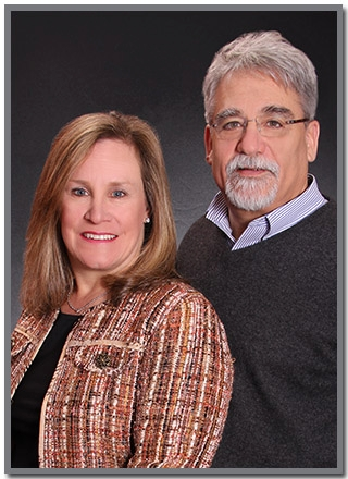 Jon Maren and Laurie Liffman of The Maren Group,  Andover Real Estate Experts