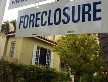 Avoiding Foreclosure