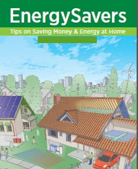 Energy Efficiency Tips Ebook from Judi Farr