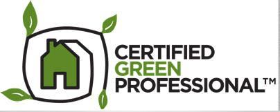 Judi Farr is a Certified Green Professional