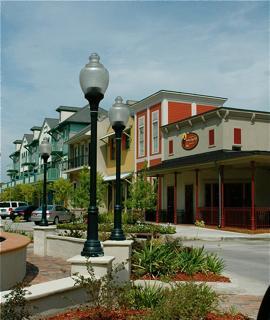 River Ranch commercial area, Lafayette, LA