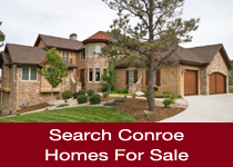 Conroe TX homes for sale