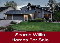 Willis TX homes for sale