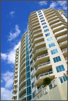 Sarasota, Florida downtown Condo