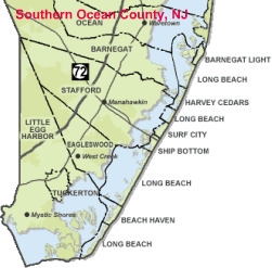 Southern Ocean County-NJ