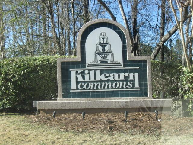 The entrance to Killearn Commons.  Click Here for available homes in Killearn Commons!