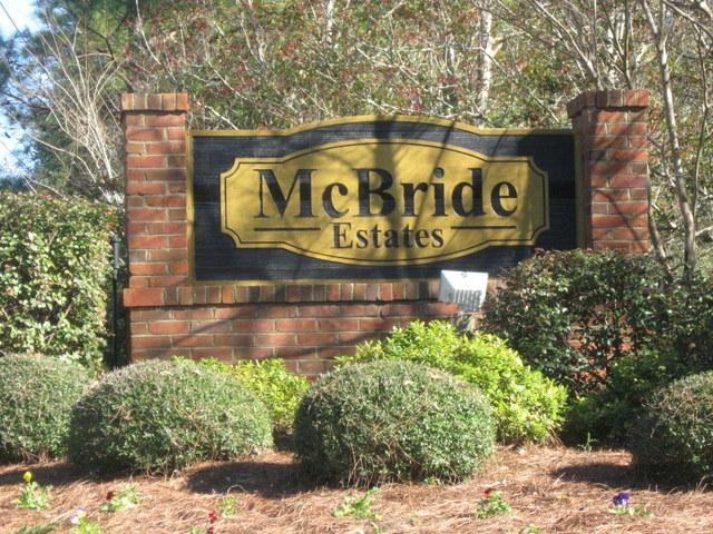 Homes For Sale McBride Estates Tallahassee FL