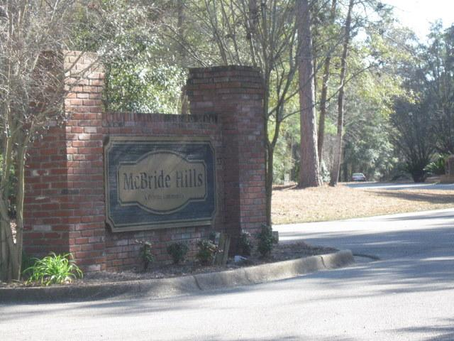 Homes For Sale McBride Hills Tallahassee FL