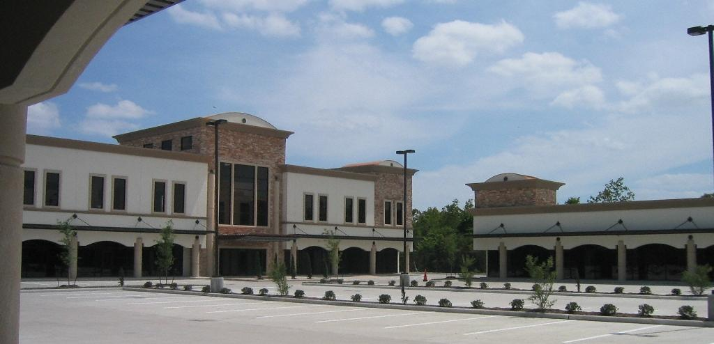 Main Medical Plaza Professional Medical Center Houston Texas
