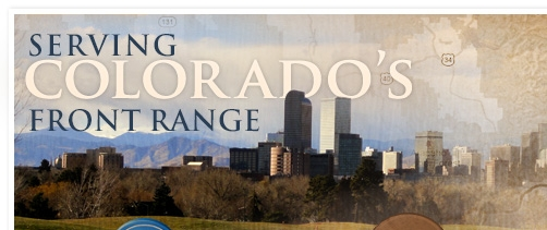Serving Colorado's Front Range