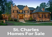 St. Charles MO homes for sale