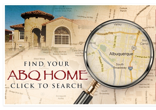 Find yur ABQ Home