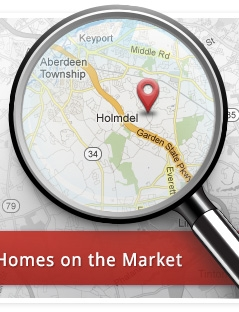 Search New Jersey Monmouth County Homes
