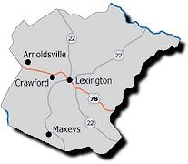 Oglethorpe County Georgia