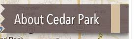 About Cedar Park, Texas