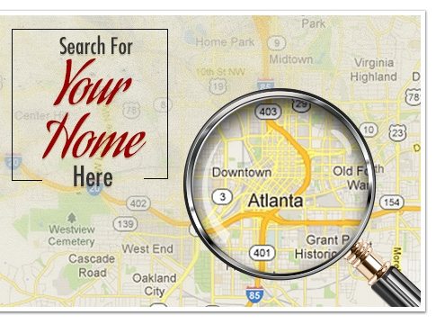 Search for your home here