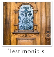Hahn Real Estate Testimonials