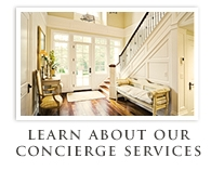 Learn about our Concierge services
