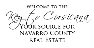 Key to Corsicana, TX | Phyliss Jones