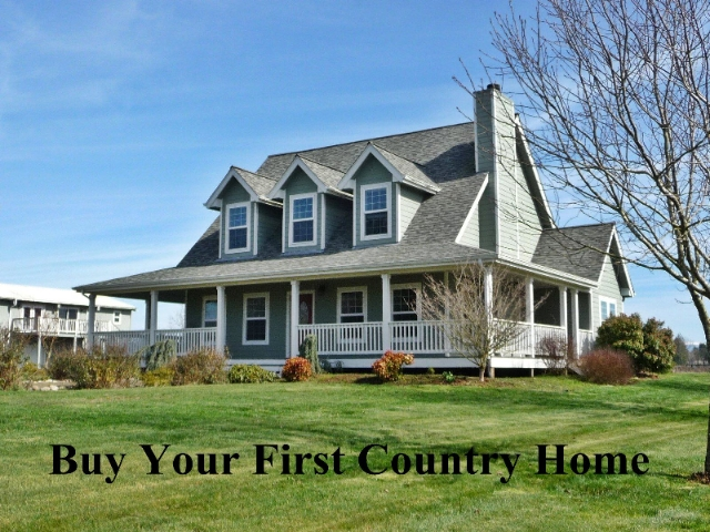 Buy a country home in Salem Oregon