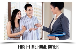 First Time Home Buyer | Alex Mejia