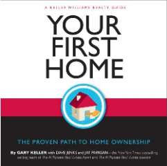 Receive your free book on tips for buying your first home.