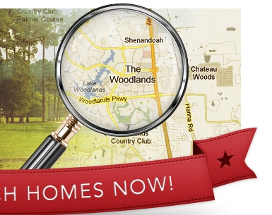 Click to Search Homes Now! - The Woodlands, Texas
