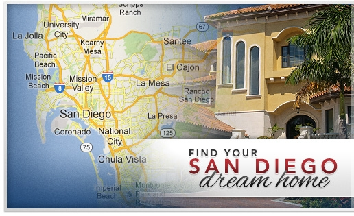 Find your San Diego dream home