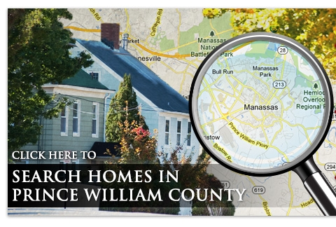 Search homes in Pince William county