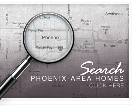 Search Phoenix-Area Homes