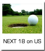 Your Next Round of 18 Could be on The Strickland Group...If you Buy or Sell Your Home with Us, You play golf on Us!