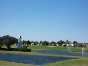 Spruce Creek South SIgnature Golf Hole