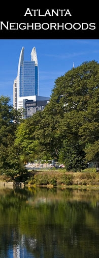 Search by Atlanta Intown Neighborhood including Decatur, Oakhurst, Virginia Highland, Morningside, Druid Hills, Kirkwood, Candler Park, Inman Park