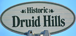 Search Homes for Sale in Atlanta Intown Neighborhood of Druid Hills