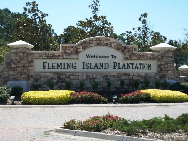 Fleming Island Plantation Homes For Sale